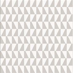 Trapez Wallpaper. Arne Jacobsen