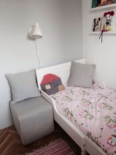 #home decor Standard Hoodie Collection - well placed in 2yr old Laura's room. Available at mybaze.com