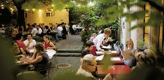 Cafes in Zurich – Café Bar Neumarkt. Hg2Zurich.com.