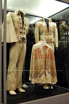 Elvis Presley Memorabilia by rbglasson, via Flickr #Elvis #Graceland