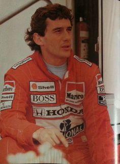 Ayrton Senna - In Foco