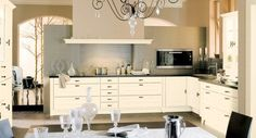 Kitchen Models from Mobalpa: Color and Variety