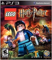 Lego Harry Potter Years 5-7 PS3 Game Only $7.99!