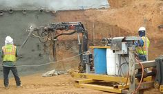 This monitoring is performed with the help of geotechnical systems. Geotechnical Engineering, Civilization, The Help