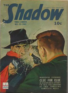 Shadow Magazine Vol 1 #256 October, 1942
