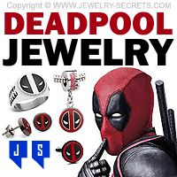 ►► DEADPOOL JEWELRY ►► Jewelry Secrets