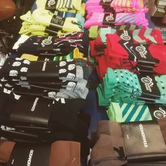 A busy morning sorting my #sockdoping inventory after @eroicabritannia