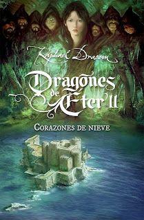 Cazadora De Libros y Magia: Corazones De Nieve - Saga Dragones De Éter #02 - R...