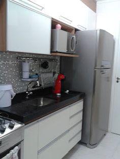 Meu primeiro Apartamento: Cozinha