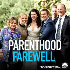 Stock up on your tissues. Tonight at 10/9c we say an emotional goodbye to the Braverman family. ‪#‎ParenthoodFarewell‬
