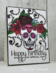 Pin On Handmade Cards By Karen Joy Creations