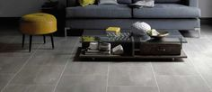 SP213 Urbus Grey Stone Effect Living Room Flooring