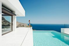 Luxury Villas in Costa Blanca in Spain BluePort Altea Timeless Villas on Spains Costa Blanca Absorbing Unrestrained Panoramas