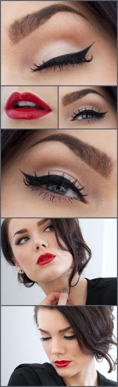 Love this eye makeup !!