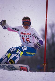 Tera Eberhard, 1989.