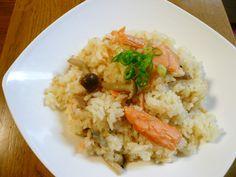 炊飯器で簡単☆鮭としめじのマヨピラフ by おぶうさま [クックパッド] 簡単おいしいみんなのレシピが218万品