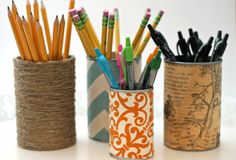 How to design and make DIY pen holder? | DIY and Crafts