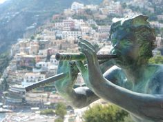 positano on the amalfi coast of italy. it was divinely delicious!