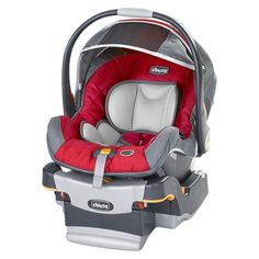 Chicco KeyFit� 30 Infant Car Seat :   Best rated by Consumers Reports for safety and ease of use.