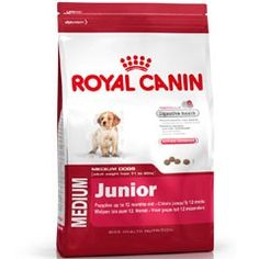 Royal Canin Size Health Medium Junior 4kg
