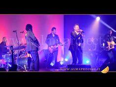 ALMA PROJECT - MDA Italian Pop Band - Gloria (G.Bigazzi) - YouTube