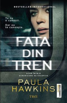paula_hawkins_fata_din_tren_top_10_carti_de_citit_toamna_asta Amanda Quick Books, Carti Online, Good Books, Books To Read, Paula Hawkins, Thing 1, Gone Girl, My Escape, Beautiful Words