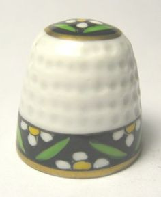 Herend Hungary Thimble Handpainted Floral | eBay /  Mar 09, 2014 / US $86.30