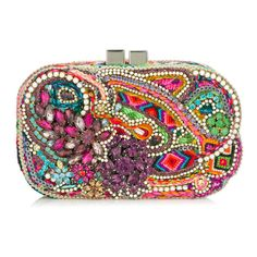 The One of a Kind Clutch Example by DolorisPetunia on Etsy, $900.00