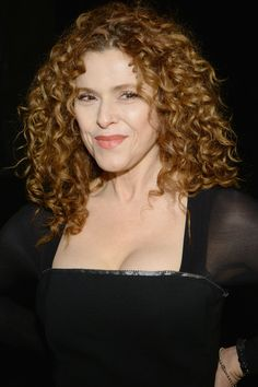 Bernadette Peters Pictures - Front Row at the Donna Karan Show ...