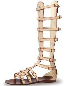 Sandalias romanas | Estilo y Belleza