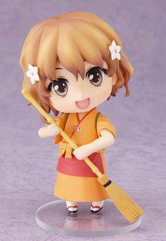Buy PVC figures - Hanasaku Iroha PVC Figure - Nendoroid Matsumae Ohana - Archonia.com