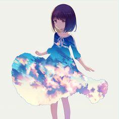 Manga Art, Anime Art, Anime Child, Anime Girls, Female Avatar, Cute Fairy, All Anime, Anime Outfits, Kawaii Anime