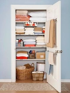 6 Simple Ways To Organize Your Closet Right Now