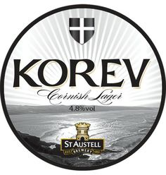 KOREV | St Austell Brewery: Cornish lager     ✫ღ⊰n
