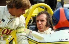 Fittipaldi 1980 | Rosberg e Emerson foram companheiros de equipe na Fittipaldi em 1980