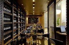 Graham Beck tasting room