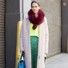 We're Breaking Down This Bold Outfit