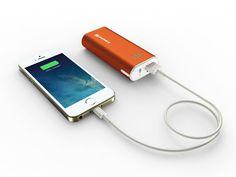 On Sale: $25.95 Jackery Bar Portable External Battery Charger-6000mAh