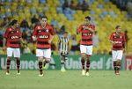 Portal da Agencia o Globo - Fotos do dia 13.10.2013 - Futebol - Campeonato Brasileiro - Flamengo x Botafogo jogo válido pela 28ª rodada