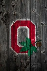 osu wreaths - Google Search........THIS WOULD BE GREAT ON THE FRONT PORCH! NF