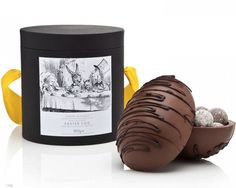 Alice Chocolate egg / Harvey Nichols
