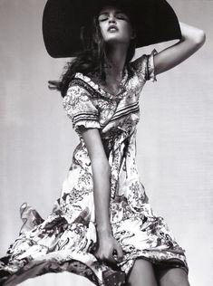 Vogue Italia, March 2009