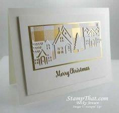 Hometown Greetings Merry Christmas Card