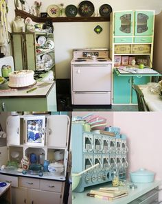 Cape Cod On Pinterest 1950s Kitchen 1950s And Vintage Furniture