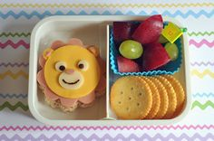 Crouching Mother, Hidden Toddler: Willow's Lunch