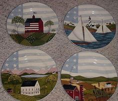 Awesome Warren Kimble Plates Gallery - Best Image Engine - tagranks.com. Awesome Warren Kimble Plates Gallery Best Image Engine Tagranks Com : warren kimble dinnerware - Pezcame.Com