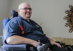 Jeff Arison won't surrender to disease Amyotrophic Lateral Sclerosis, Events, Shit Happens, Feelings, News, Happenings