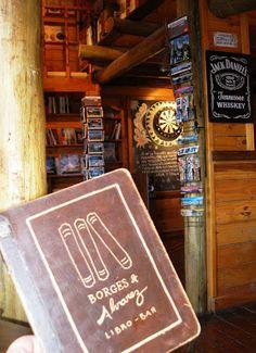 El Calafate: Libro Bar Borges & Álvarez