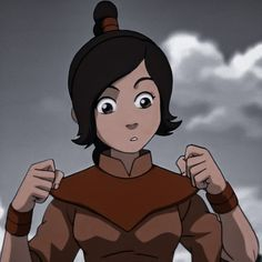 Avatar Profile Picture, Avatar Picture, Suki Avatar, Avatar Aang, Black Anime Characters, Iconic Characters, Cartoon Icons, Girl Cartoon, Mai And Zuko