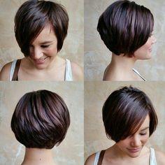 Beautiful #shortcut love#favorite#style#hair#fashion#short